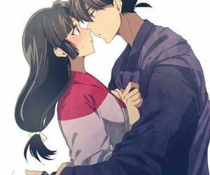 inuyasha, anime, and sango image