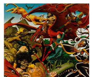 marvel comics, john byrne, and uncanny x-men image