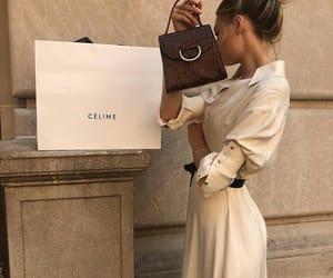 fashion, celine, and luxury image