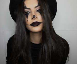 black, girls, and Halloween image