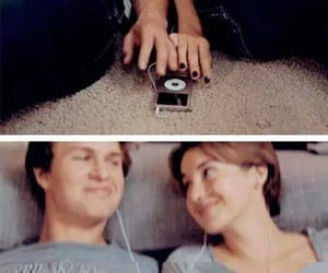 couple, the fault in our stars, and love image