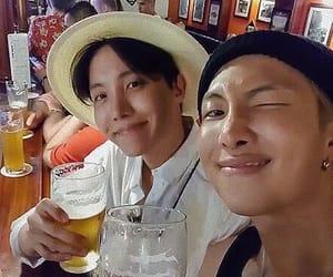 bts, kpop, and kim namjoon image