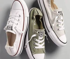 chuck taylor, photography, and shoes image