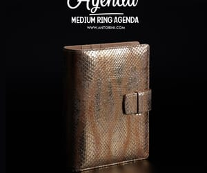 agenda, organizers, and gift for her image