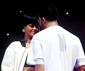 couple, Drake, and gif image
