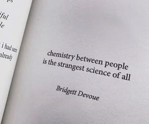 chemistry, people, and quote image
