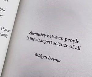 chemistry, people, and bridgett devoue image