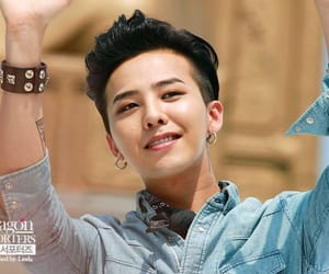 g-dragon, kwon jiyong, and k-pop image