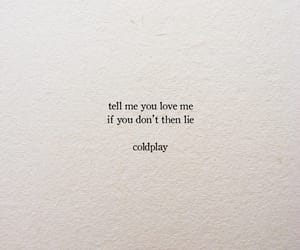 coldplay, Lyrics, and song image