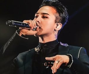 g-dragon, kwon jiyong, and bigbang image