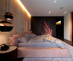 bedrooms, decor, and home image