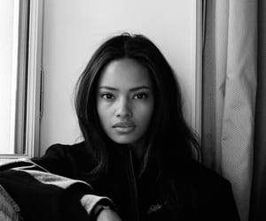 Angelo Pennetta, i-d online, and malaika firth image