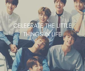 celebrate, jin, and bts image