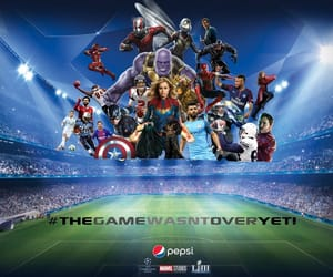 Avengers, captain america, and NFL image