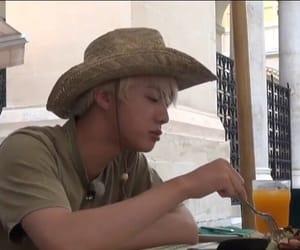jin, kim taehyung, and lq boyfriend material image