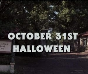 Halloween and horror image