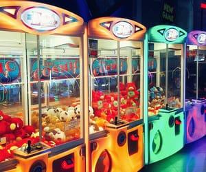 aesthetic, aesthetics, and arcade image