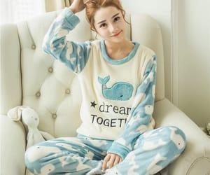pajama and winter image