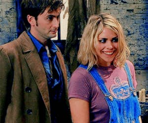 billie piper, gif, and rose image