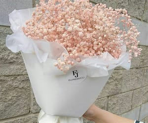 beautiful, pink, and bouquet image