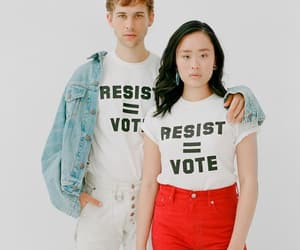 vote, 13 reasons why, and tommy dorfman image