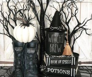 decoration and Halloween image