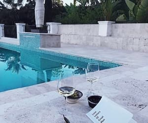 blue, relax, and champagne image