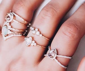 ring, style, and cute image