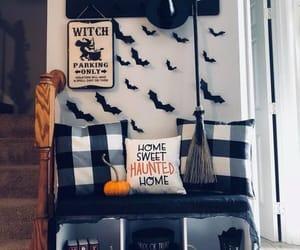 aesthetics, autumn, and bats image