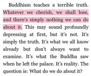 quotes, buddhism, and life image