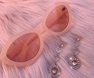 aesthetic, jewelry, and pink image