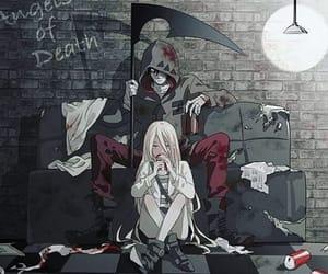 anime, anime girl, and rachel image
