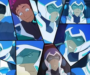 lance and Voltron image
