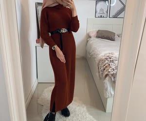 arabic, girls, and hijab image