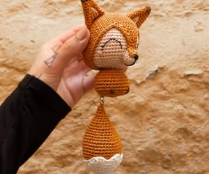amigurumi, foxy, and zorro image