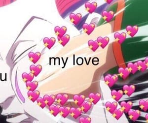 meme, reaction, and love image