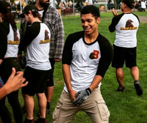 caos, ravens, and chance perdomo image