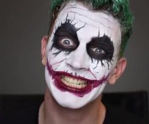 Halloween, joker, and suicid squad image