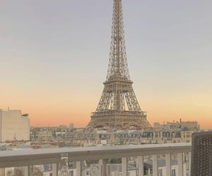 aesthetic, chic, and eiffel tower image