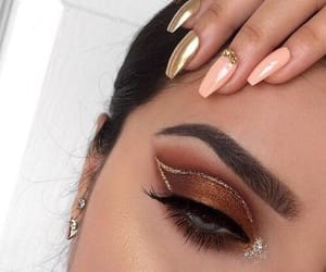bronze, brown, and brows image