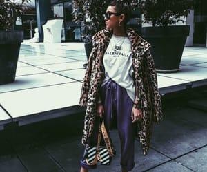 accessories, Balenciaga, and Burberry image