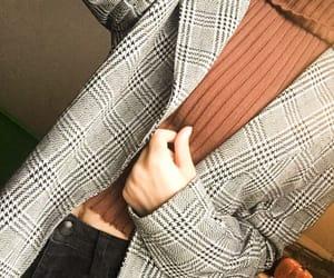 autumn, fall fashion, and lookbook image