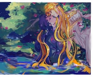 sailor moon, sailor senshi, and seiya kou image