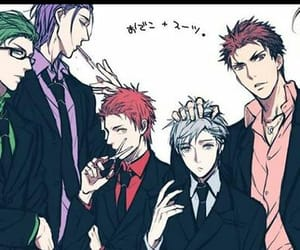 anime, basket, and kuroko no basket image
