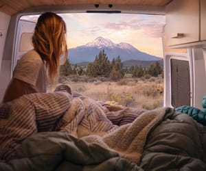 girl, travel, and goals image