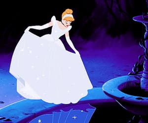 cinderella, disney, and fairy tales image