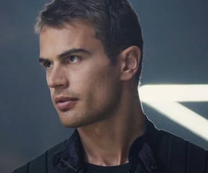 four, sexy, and divergent image