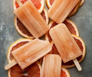 booze, frozen, and grapefruit image