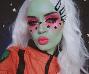 aesthetic, alien, and art image
