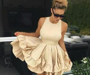 party dresses a-line and champagne party dresses image